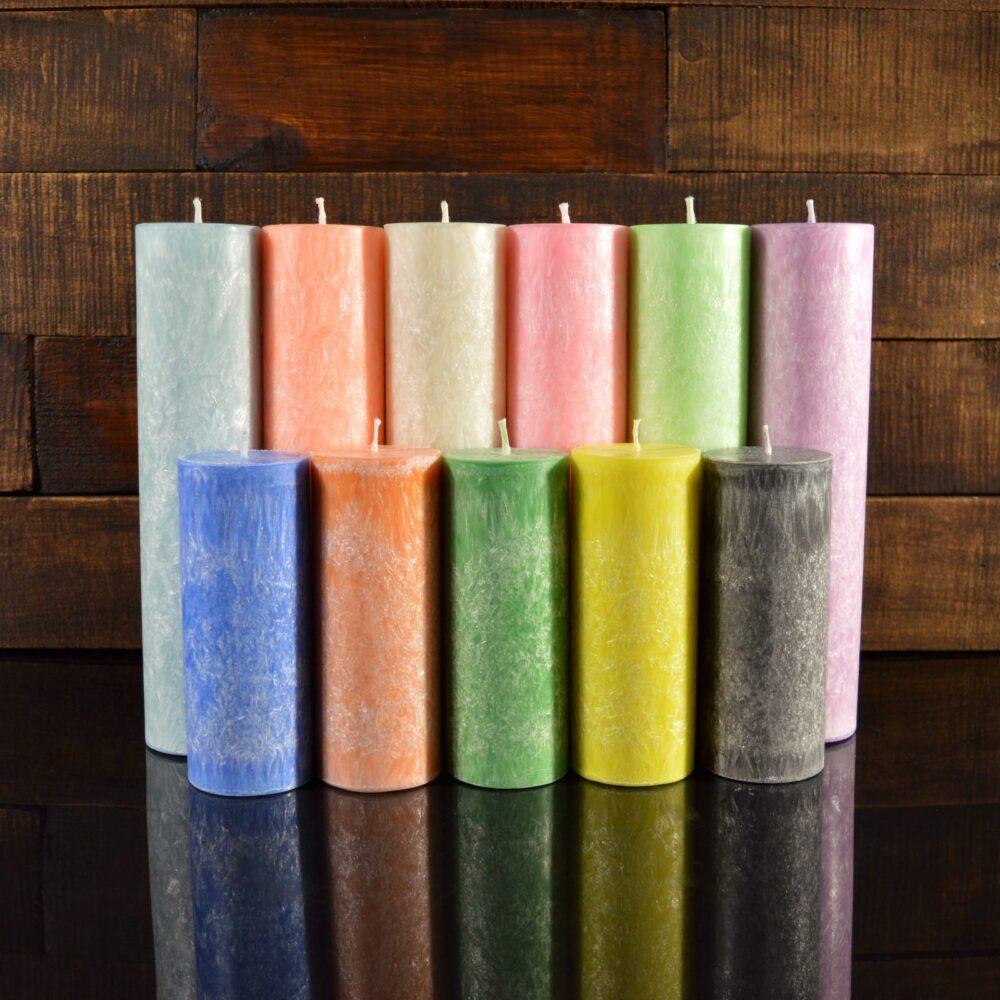 Свечи из пальмового воска