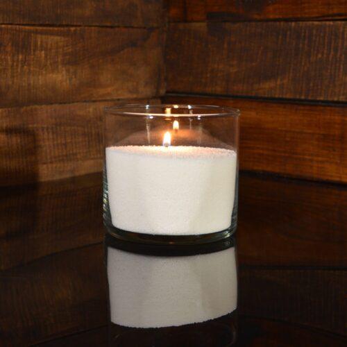 Насыпная свеча 10 см, Ø 12 см