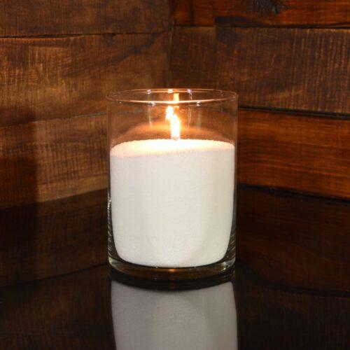 Насыпная свеча 15 см, Ø 11 см