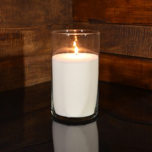 Насыпная свеча 20 см, Ø 11 см